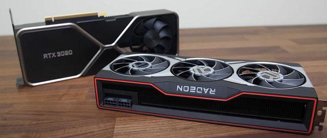 GPU AMD Radeon 6800 XT và NVIDIA RTX 3080