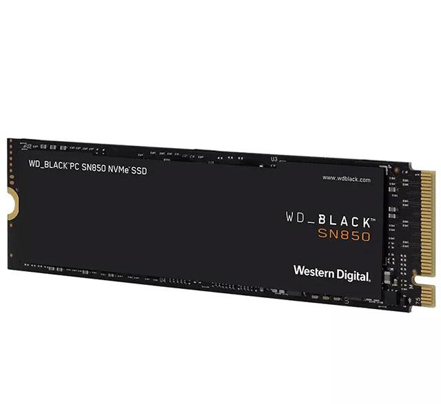 SSD cho game thủ