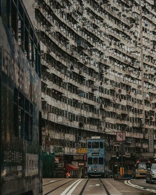 Đường phố Hồng Kông vào giữa năm 2021 trông giống như vẫn ở thập niên 90.