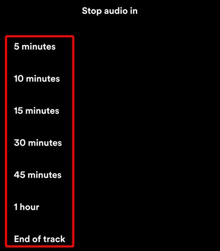 Đặt mốc thời gian