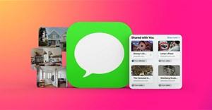 Những tính năng mới trong ứng dụng Messages trên iOS 15