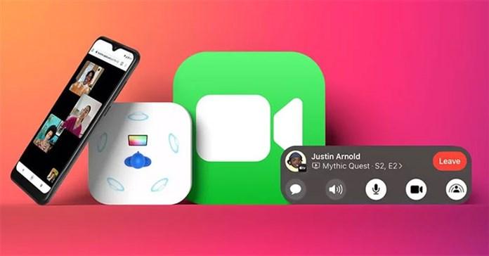 Những tính năng mới trong FaceTime trên iOS 15