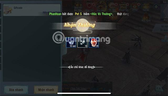 giftcode nhat kiem giang ho