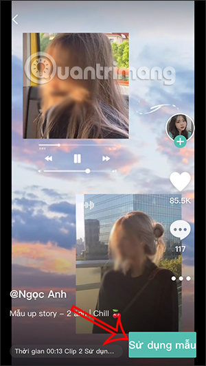 Cách tạo video hiệu ứng đăng Facebook Story - Ảnh minh hoạ 3