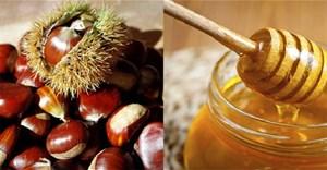 Cách làm hạt dẻ rang mật ong thơm ngon