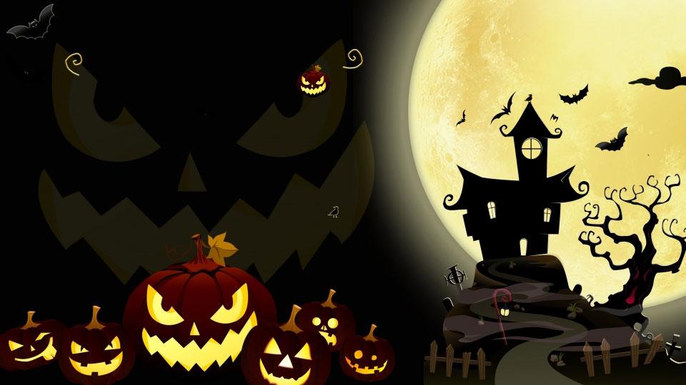 Background Halloween 4