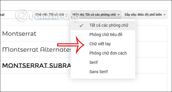 Cách cài thêm font chữ trên Google Slides - Ảnh minh hoạ 3