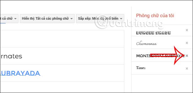 Cách cài thêm font chữ trên Google Slides - Ảnh minh hoạ 5
