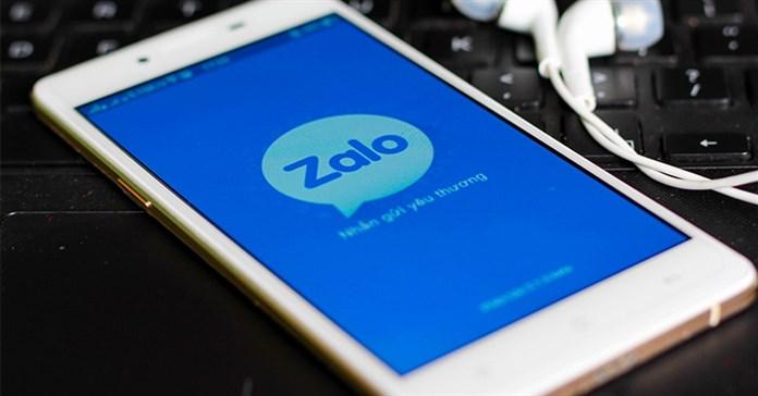 Cách tự động xóa tin nhắn trên Zalo