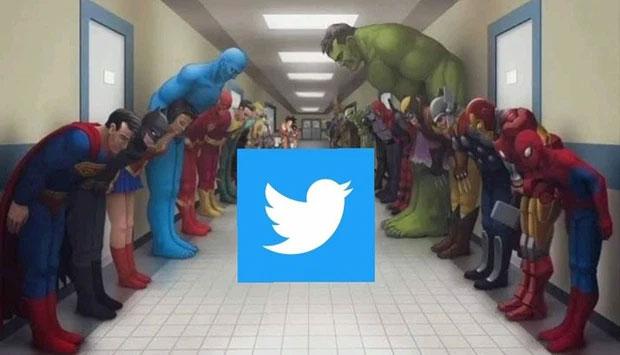 Twitter là ông vua mạng xã hội đêm 4/10.