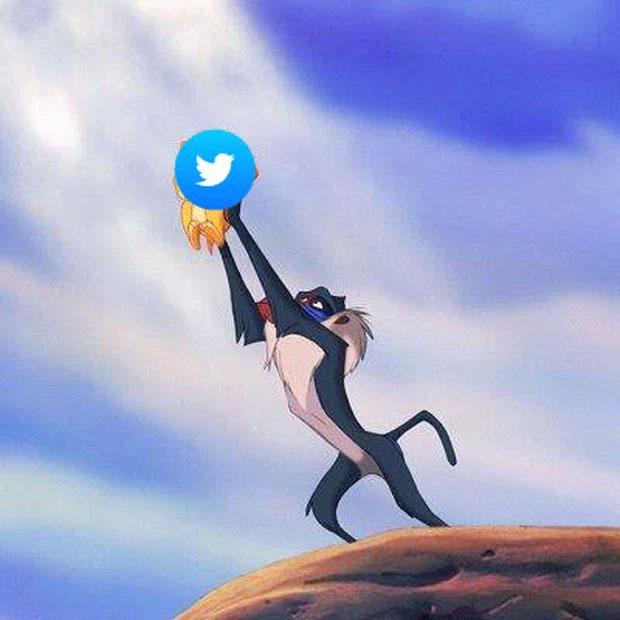 Vua mới của mạng xã hội đêm qua.
