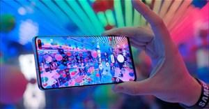 Cách đổi vị trí nút chụp ảnh trên Samsung Galaxy