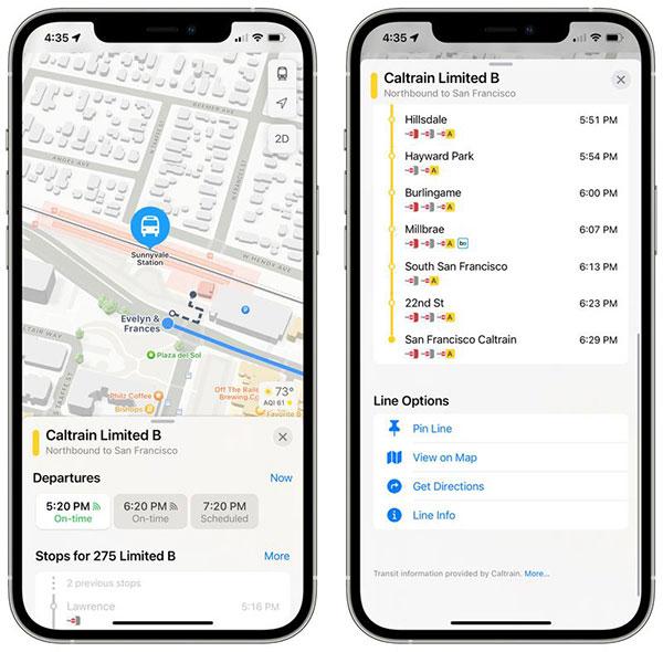 Người dùng dễ dàng xem và tương tác vơi các tuyến đường hơn