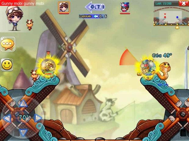 Những người yêu thích game thì rủ nhau bắn Gunny, một tựa game cực thú vị, đồ họa đẹp ở thời kỳ đó.