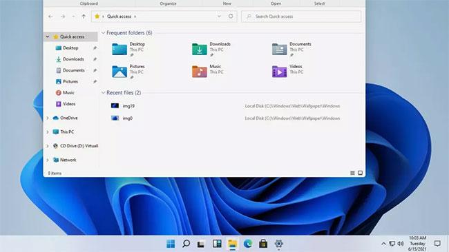 Windows 11 là sự tái sinh thiết kế của Windows 10