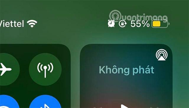 pin vang iphone