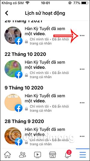 Cách xóa video đã xem trên Watch Facebook nhanh chóng - Ảnh minh hoạ 4