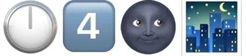 Nhìn emoji đoán tên bài hát 8