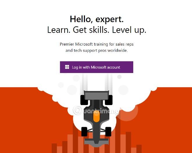Giới thiệu ExpertZone, trang đào đại lý sales và chuyên gia hỗ trợ các sản phẩm của Microsoft