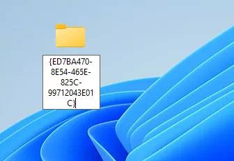 Cách kích hoạt God Mode trên Windows 11