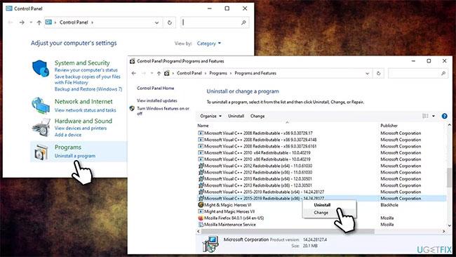 Cách sửa lỗi VCRUNTIME140_1.dll not found, is missing trong Windows - Ảnh minh hoạ 2