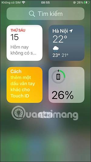 Cách tra từ điển ngay trên iPhone
